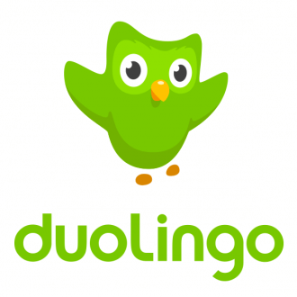 Learn a second language with Duolingo