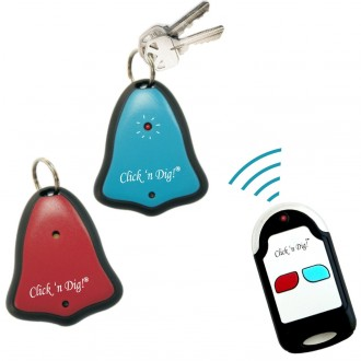 Click 'N Dig – Wireless Key Finder