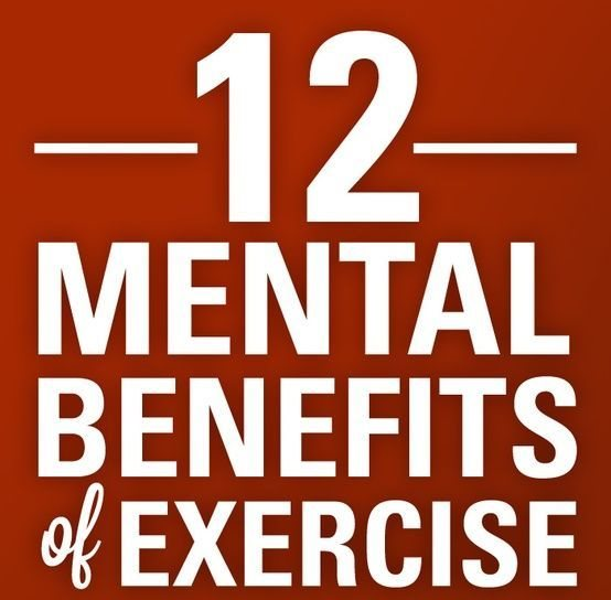Life Tip: 12 Mental Benefits of Excercise