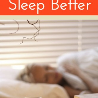 LIFE TIP: 9 Ways to Naturally Sleep Better