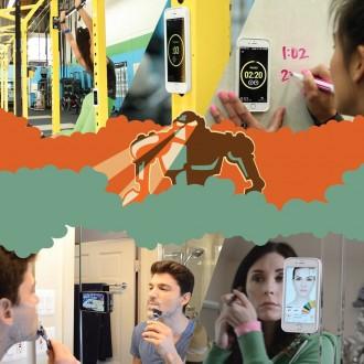 Smarphone Anti-Gravity Selfie Case