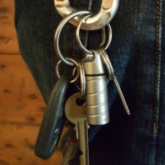 Key Chain Safe