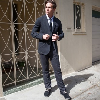 The Suitsy – Look Professional in your PJs